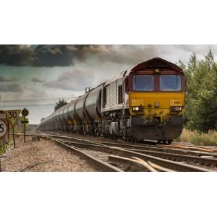 Подготовка специалистов в области безопасности перевозки опасных грузов класса 3, в том числе № оон 1202, 1203, 1223, 3475, 1268 либо 1863, железнодорожным транспортом