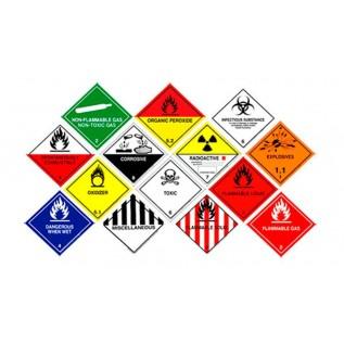 Подготовка специалистов, ответственных по вопросам безопасности перевозки опасных грузов классов 3, 4.1, 4.2, 4.3, 5.1, 5.2, 6.1, 6.2, 8, 9 автомобильным транспортом