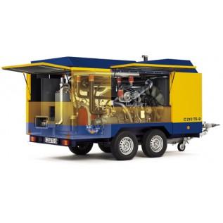 Переподготовка, повышение квалификации машиниста компрессора передвижного