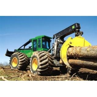 Переподготовка, повышение квалификации машиниста трелевочной (лесозаготовительной) машины