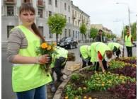 Рабочий зеленого строительства