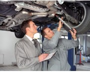 Контролер технического состояния механических транспортных средств