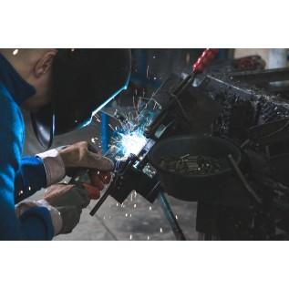 Безопасные методы и правила выполнения работ по ручной аргонодуговой сварке неплавящимся электродом и механизированной сварке плавящимся электродом в углекислом газе или смеси аргона и двуокиси углерода