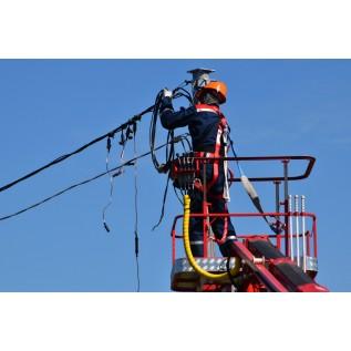 Безопасные методы и приёмы работы на высоте при выполнении работ, выполняемых с мобильных подъемных рабочих платформ