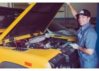 Механик гаража