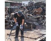 Прессовщик лома и отходов металла